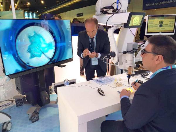 EURETINA 2019 - Οφθαλμίατρος Θεσσαλονίκη - Dr Καραμήτσος Αθανάσιος